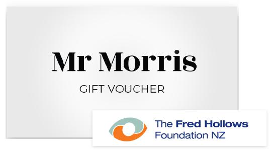 gift voucher example